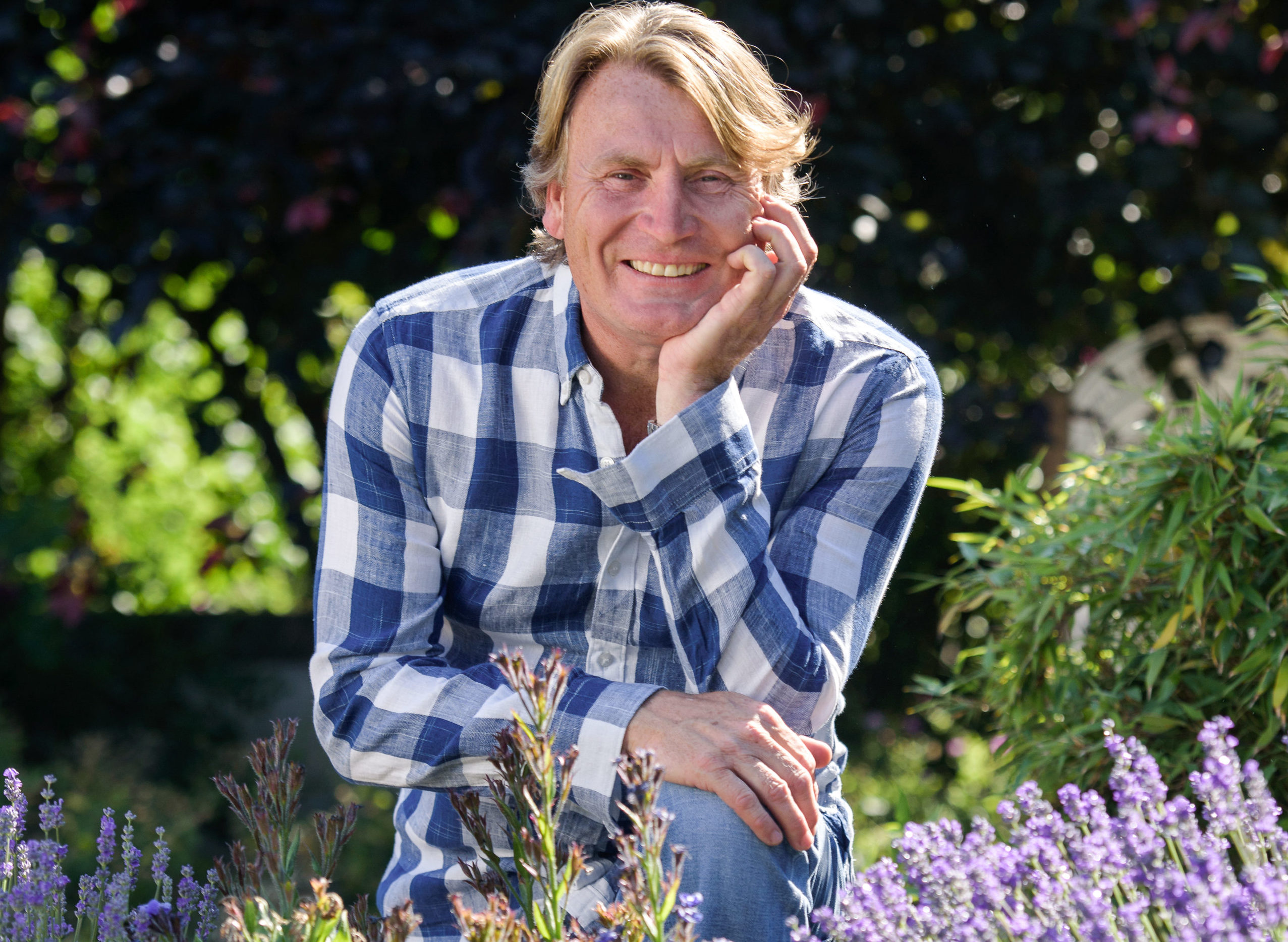 David Domoney announced as new patron of the Birmingham Botanical Gardens